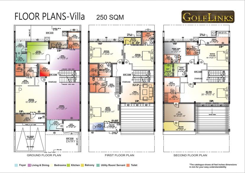 Komal properties for Landcraft homes floor plans
